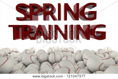 Baseball Spring Training