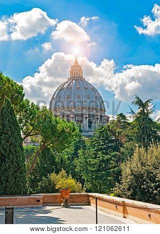 dome of san pietro