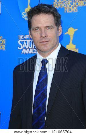 BURBANK - JUN 25: Ben Browder at the 41st Annual Saturn Awards at The Castaway on June 25, 2015 in Burbank, California,