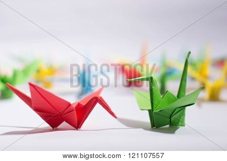 The Bird Origami