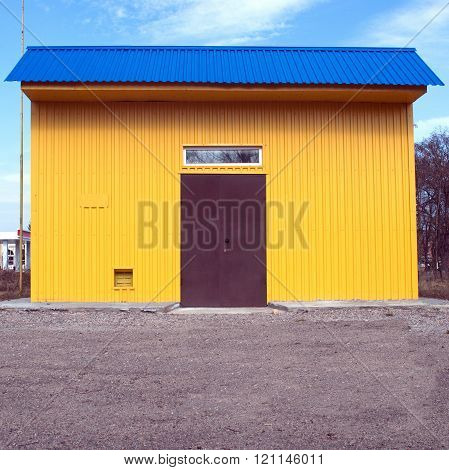 Building Blue Yellow