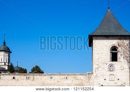 Hierarchs church in Iasi, Romania, Europe famous place