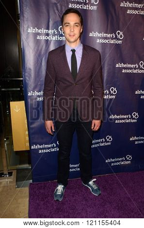 LOS ANGELES - MAR 9:  Jim Parsons at the A Night at Sardis - 2016 Alzheimer's Association Event at the Beverly Hilton Hotel on March 9, 2016 in Beverly Hills, CA