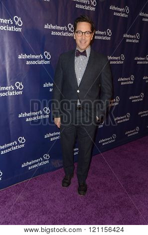 LOS ANGELES - MAR 9:  Dan Bucatinsky at the A Night at Sardis - 2016 Alzheimer's Association Event at the Beverly Hilton Hotel on March 9, 2016 in Beverly Hills, CA