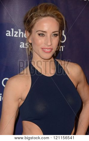 LOS ANGELES - MAR 9:  Astrid Swan at the A Night at Sardis - 2016 Alzheimer's Association Event at the Beverly Hilton Hotel on March 9, 2016 in Beverly Hills, CA