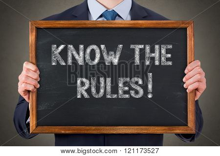 Know The Rules on Blackboard