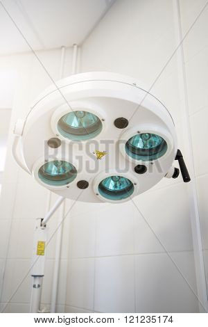 two surgical lamp