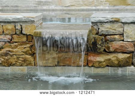 Spa Water Feature