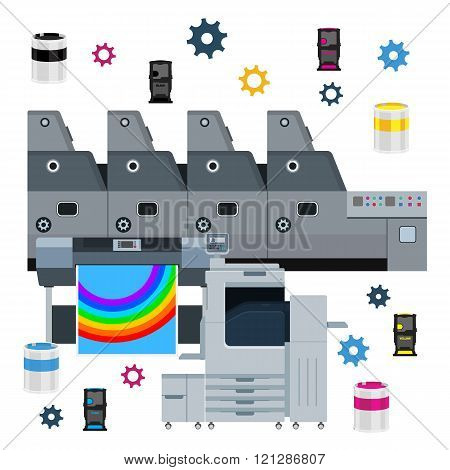 Print Equipment Collection