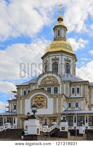 Annunciation Cathedral, Diveevo, Russia