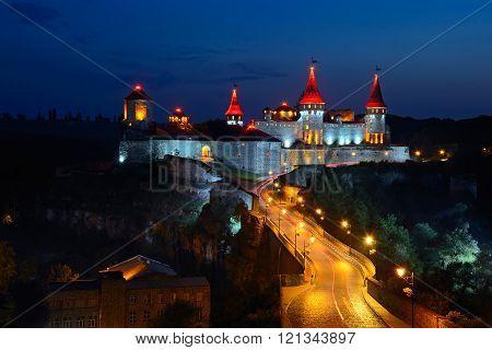 Old Castle, Kamenets-podolsky, Ukraine