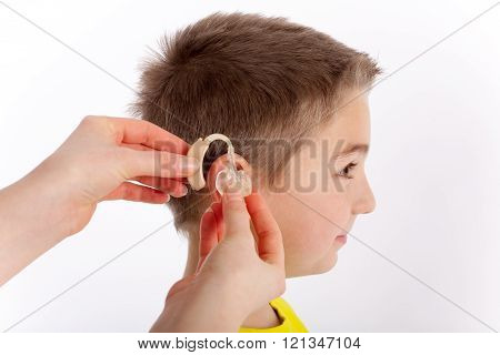 First Hearing Aid