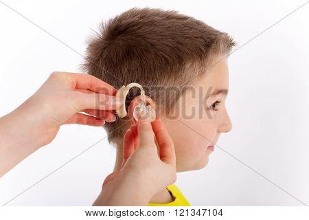 First Hearing Aid