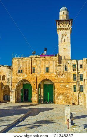 Mi'dhanat Bab Al-silsila