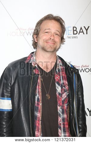 LOS ANGELES - MAR 10:  Brian Gaskill at the 5th Annual LANY Entertainment Mixer at the Saint Felix on March 10, 2016 in Los Angeles, CA