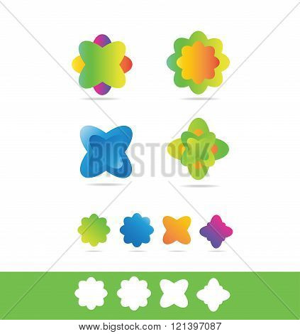 Flower Florist Shop Logo