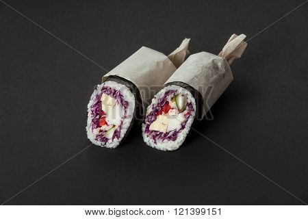 street food sushiritto