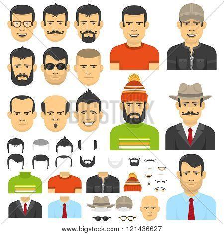 Men constructor