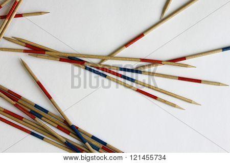 Mikado Sticks Game