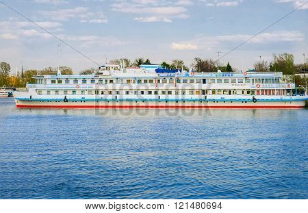 Passenger Ferry Ship
