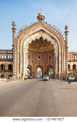The Rumi Darwaza
