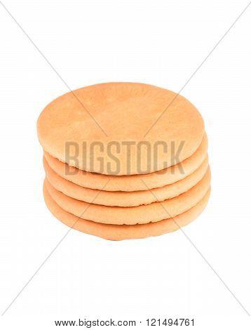 Hardtack Cookie Stack