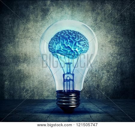 Lightbulb Brain