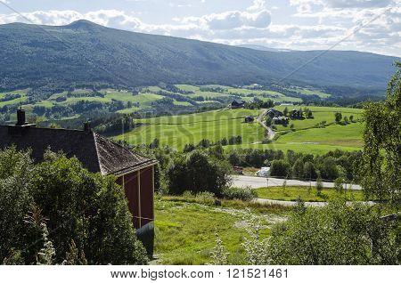 Dombas, Norway