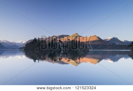 Catbells Reflection