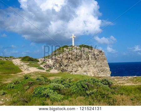 Castle Point Cross Guadeloupe