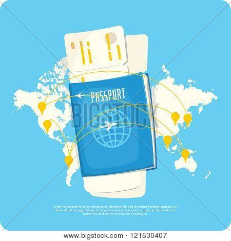 Travel Infographics.