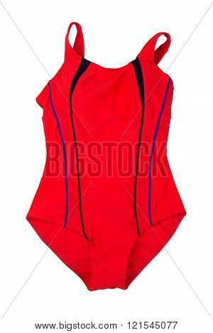 Red One Piece Swimsuits