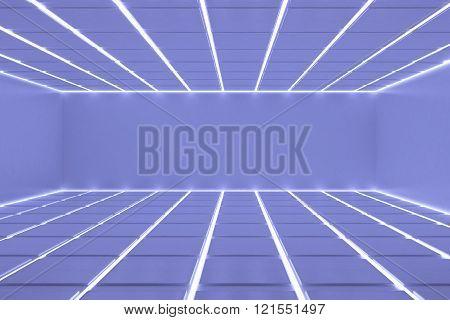 Purple Room Design