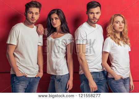 Beautiful Young People