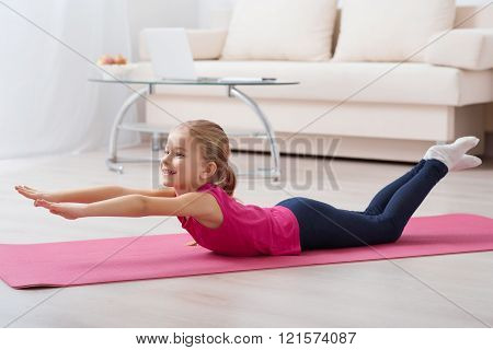 Yoga has no age limits