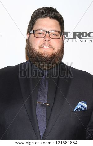 LOS ANGELES - FEB 28:  Charley Koontz at the Style Hollywood Viewing Party 2016 at the Hollywood Museum on February 28, 2016 in Los Angeles, CA
