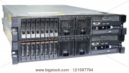 Two Servers Isolated