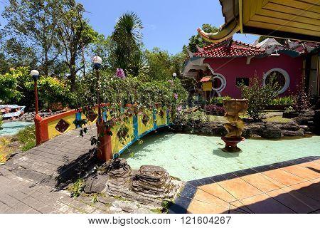 Pagoda Ekayana, Tomohon, Sulawesi Utara