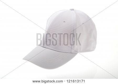 Adult white Golf Cap