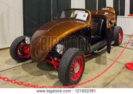 Volkswagen Hot Rod Das Rod
