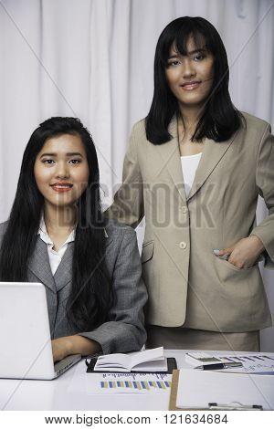 friendly assistants
