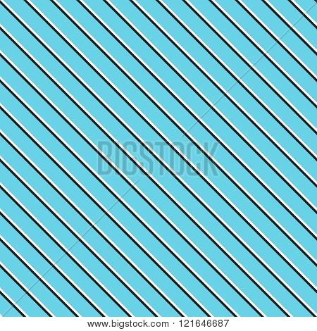 Classical seamless pattern. Modern stylish texture. Regularly repeating geometrical pattern with diagonal stripes. Vector abstract surface