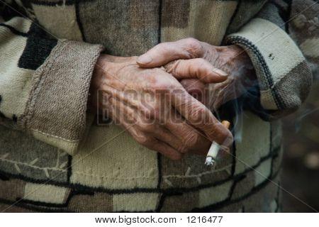 Hands Of Granny