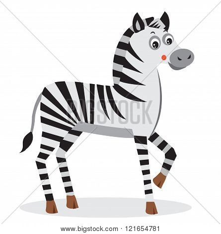 Zebra. Cartoon Animal Character. Cut Isolated Vector. Zebra Baby. Zebra Head. Zebra Emoji. Zebra Print. Zebra Black. Zebra Stripes. Zebra Label. Hot Zebra. Design Zebra. Zebra Accessories.