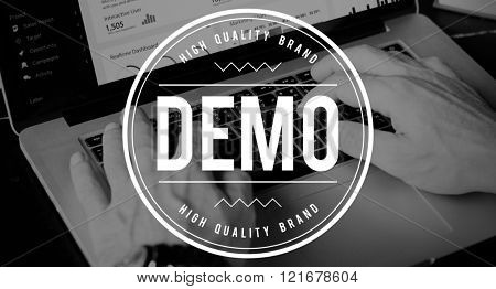 Demo Demonstrating Model Preview Beta Example Concept