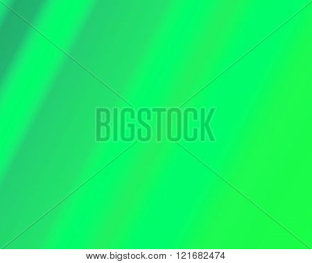 Green multiple tone wavy light graphic background