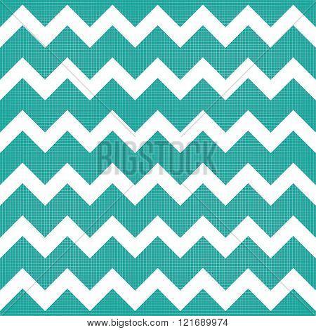 Vector Seamless Chevron Pattern. Vintage Rustic Burlap Zigzag