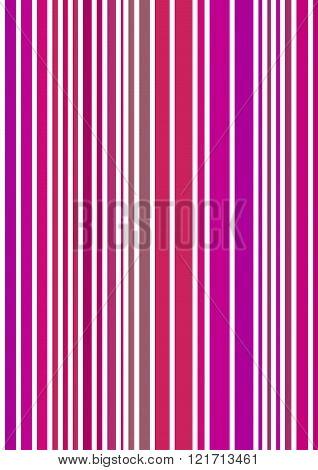 Seamless Bright Full Color Stripe Pattern. Vector Illustration For Your Design.