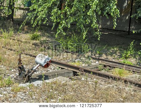 Old Rail Device