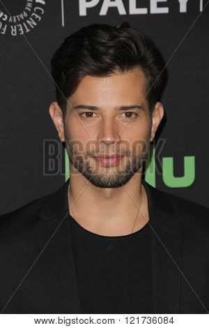 LOS ANGELES - MAR 11:  Rafael de la Fuente at the PaleyFest Los Angeles - Empire at the Dolby Theater on March 11, 2016 in Los Angeles, CA